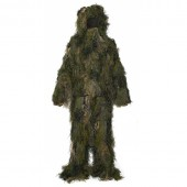 FOSCO GILLIE SUIT DE LUXE WOODLAND
