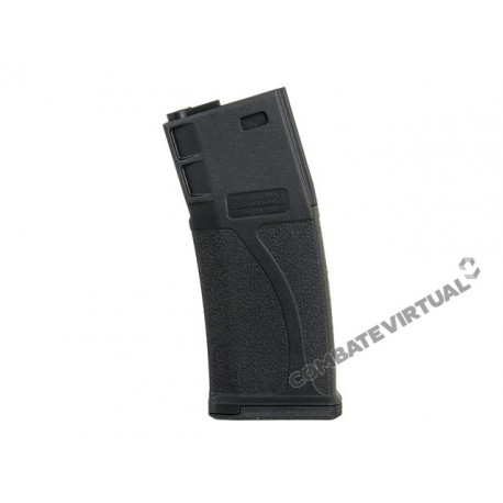 GUARDER MAGAZINE 140BBS MID-CAP FOR M4/M16 BLACK