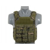 8FIELDS FIRST RESPONDER PLATE CARRIER WITH DUMMY SAPI PLATES MULTICAM TROPIC