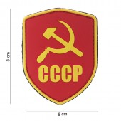 ACM PATCH 3D PVC SHIELD CCCP