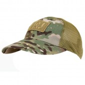 101 INC BASEBALL CAP MESH TACTICAL MULTICAM