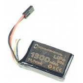 COMBATE VIRTUAL BATTERY 1300MAH LIPO 11.1V 20C STICK (PEQ/AN-15)