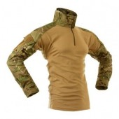 INVADER GEAR COMBAT SHIRT MULTICAM