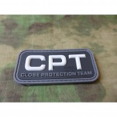 JTG CLOSE PROTECTION TEAM PATCH SWAT 3D RUBBER