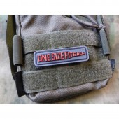 JTG 7.62 ONE SIZE FITS ALL PATCH 3D RUBBER