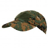 ACM BASEBALL CAP TACTICAL + VELCRO DIGITAL WOODLAND