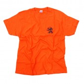 ACM T-SHIRT ORANGE WITH LION