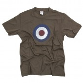 ACM T-SHIRT ROYAL AIR FORCE(RAF) VERDE
