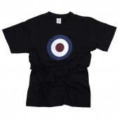 ACM T-SHIRT ROYAL AIR FORCE(RAF) PRETO