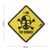 ACM PATCH 3D PVC I AM THE DANGER