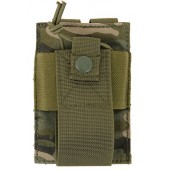 8FIELDS RADIO POUCH MULTICAM TROPIC