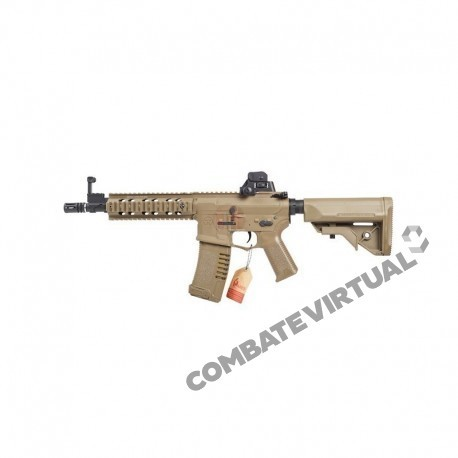 ARES AMOEBA M4 CQB RIS CG-002 TAN