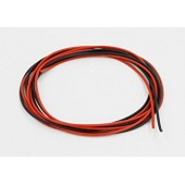 COMBATE VIRTUAL LOW RESISTANCE WIRE 2X60CM RED/BLACK