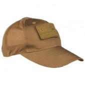 MILTEC DARK COYOTE NET BASEBALL CAP