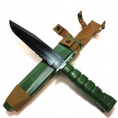 ACM M10 TRAINING KNIFE OD