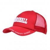 ACM BASEBALL CAP MESH MARSHALL RED