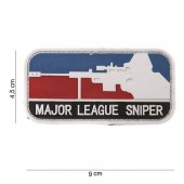 ACM PATCH 3D PVC MAJOR SNIPER FULL COLOR