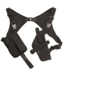MILTEC SHOULDER HOLSTER CORDURA BLACK