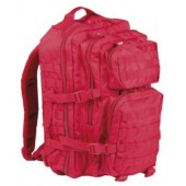 MILTEC US ASSAULT PACK LG SIGNAL RED