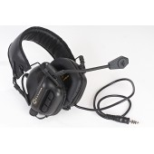 EARMOR UNIVERSAL HEADSET M32 WITH NOISE PROTECTION - BLACK