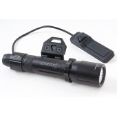 OPSMEN FAST 501K WEAPON LIGHT FOR KEYMOD SYSTEM (1000 LUMENS) - BLACK