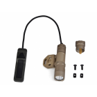 OPSMEN FAST 301K-TN TACTICAL 800-LUMEN KEY-MOD WEAPON LIGHT - TAN