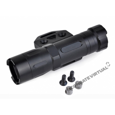 OPSMEN FAST 301M-BK TACTICAL 800-LUMEN M-LOK WEAPON LIGHT - BLACK
