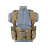 8FIELDS SPLIT FRONT CHEST HARNESS -MULTICAM