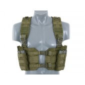 8FIELDS SPLIT FRONT CHEST HARNESS - OD