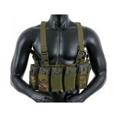8FIELDS OPEN TOP CHEST RIG - MULTICAM TROPIC
