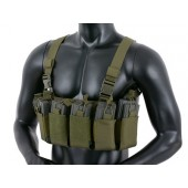 8FIELDS OPEN TOP CHEST RIG - OD
