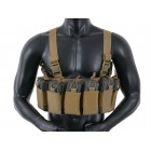 8FIELDS OPEN TOP CHEST RIG - TAN