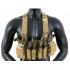 8FIELDS COMPACT MULTI-MISSION CHEST RIG - MULTICAM