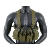 8FIELDS COMPACT MULTI-MISSION CHEST RIG - OD