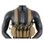 8FIELDS COMPACT MULTI-MISSION CHEST RIG - TAN