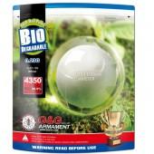 G&G 90% BIO BB 0.23G / 1KG ALUMINUM FOIL (WHITE)