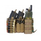 8FIELDS MULTI-MISSION MOLLE FRONT PANEL - TAN