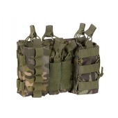 8FIELDS MULTI-MISSION MOLLE FRONT PANEL - MULTICAM TROPIC