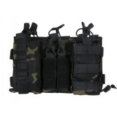 8FIELDS MULTI-MISSION MOLLE FRONT PANEL - MULTICAM BLACK