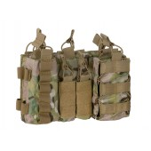 8FIELDS MULTI-MISSION MOLLE FRONT PANEL - MULTICAM