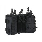 8FIELDS MULTI-MISSION MOLLE FRONT PANEL - BLACK
