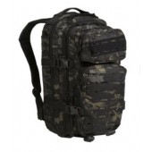 MILTEC US ASSAULT PACK SM LASER CUT MULTICAM BLACK