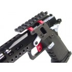 NINE BALL HI-CAPA 5.1 SHOOTERS CARBON MOUNT BASE