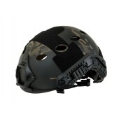 EMERSON FAST PJ HELMET REPLICA WITH QUICK ADJUSTMENT MULTICAM BLACK