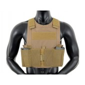 8FIELDS LOW PROFILE BODY ARMOR TAN