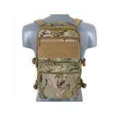 8FIELDS BACKPACK W/MOLLE FRONT PANEL MULTICAM