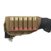8FIELDS RIFLE/SHOTGUN STOCK PACK COYOTE