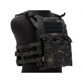 EMERSON JUMPER PLATE CARRIER MULTICAM BLACK