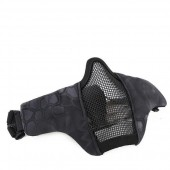 ACM PDW HALF FACE PROTECTIVE MESH MASK TYPHOON