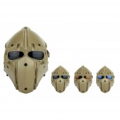 RONIN FAN SULL MASK SET TAN